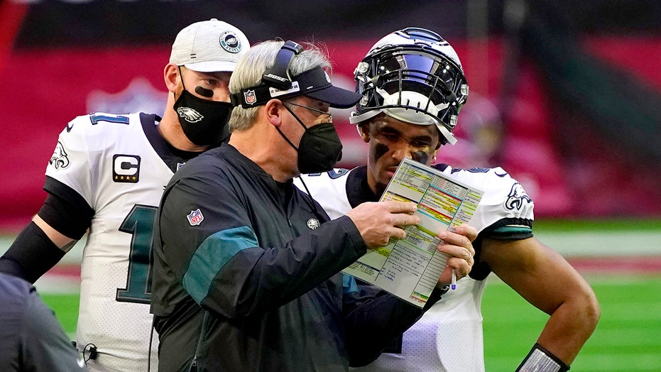 Espn Star Reporter Calls For Nfl To Investigate Eagles Coach For Tanking Fox News
