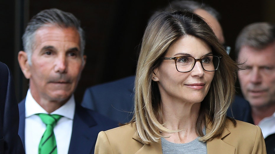Lori Loughlin 'stressed' over husband Mossimo Giannulli being in prison: report
