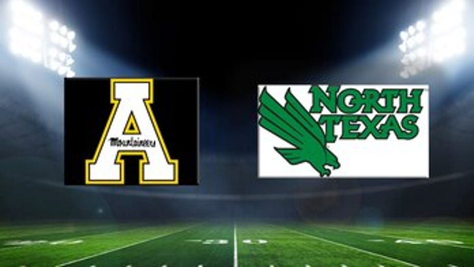 Peoples sets bowl rushing mark, App State tops North Texas