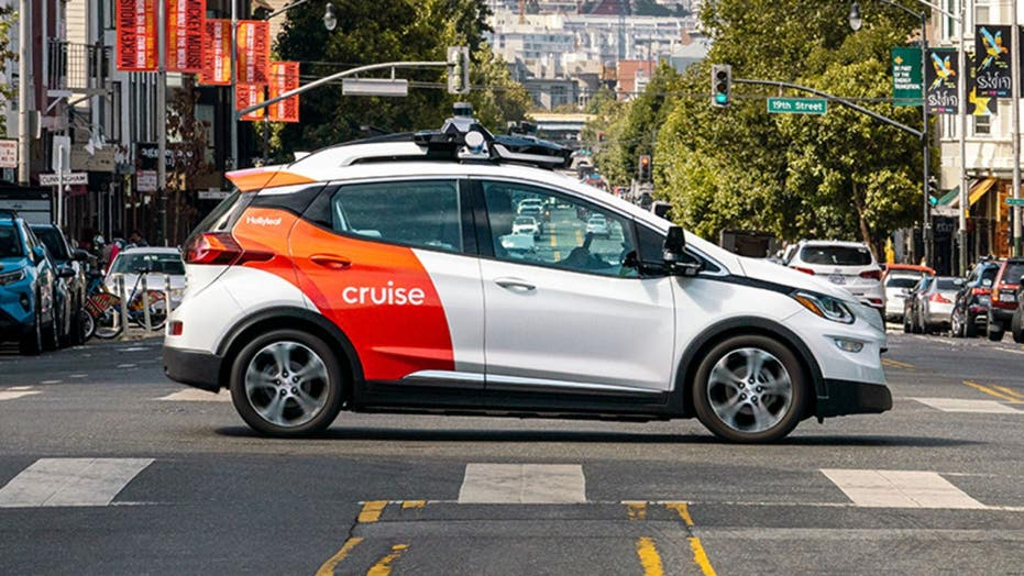 GM's autonomous Cruise cars now testing without drivers in San Francisco