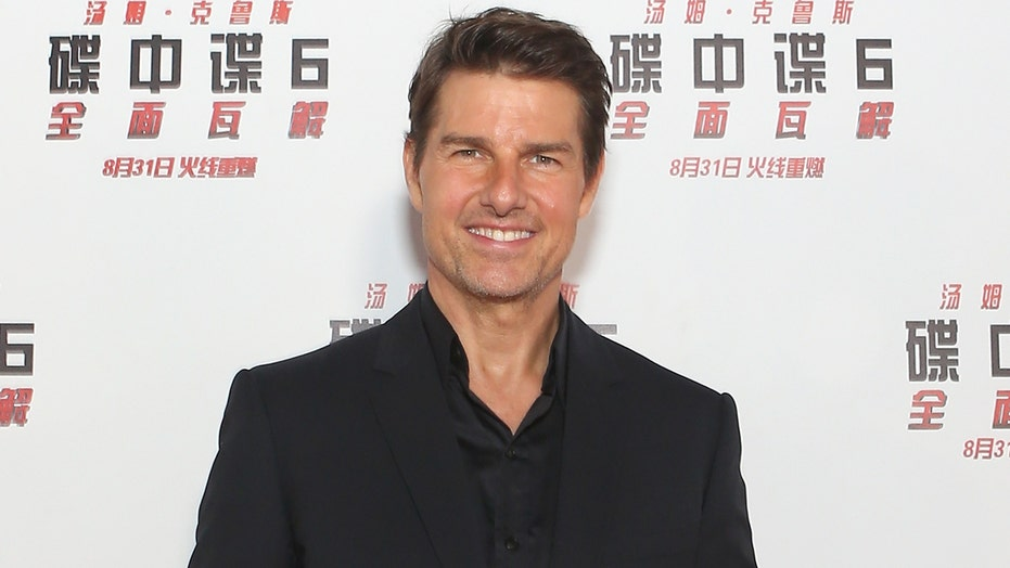 Tom Cruise feels 'pressure' of pandemic amid filming 'Mission: Impossible 7,' report says: 'A lot at stake'