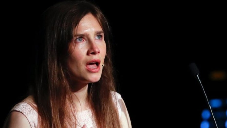 I wish he'd been fully held accountable': Amanda Knox