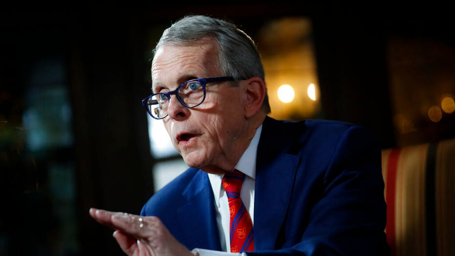 GOP state lawmakers file articles of impeached against Ohio Gov. Mike DeWine