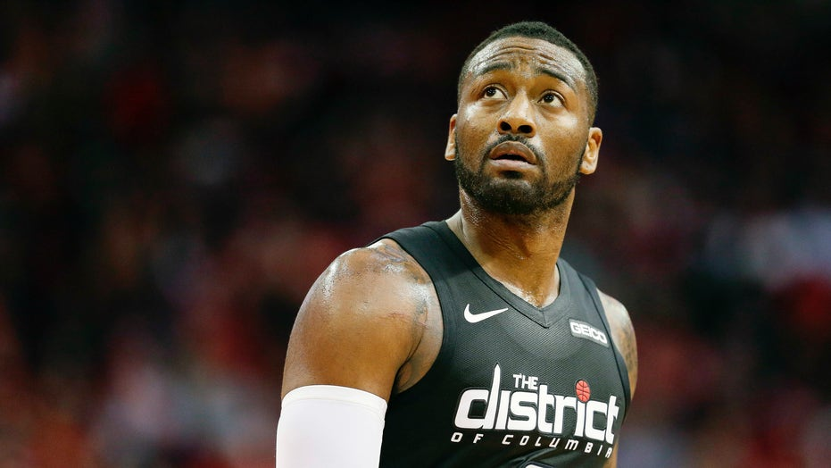 John Wall reflects on time with Wizards after trade to Rockets