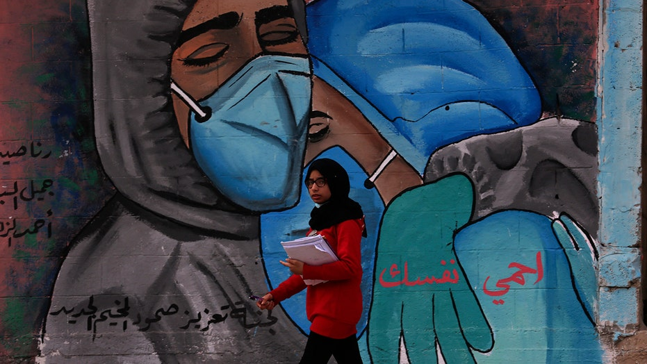 Gaza plans new lockdown amid rising coronavirus cases