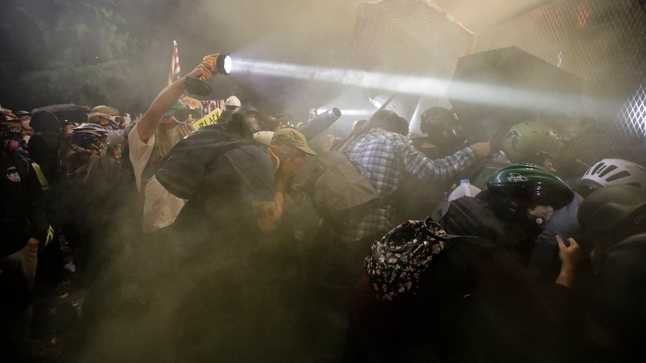 Police chief association releases number of officers injured during violent riots