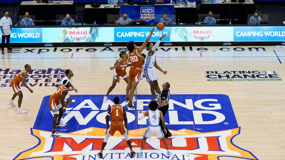 Coleman, No. 17 Texas beat No. 14 UNC 69-67 for Maui title