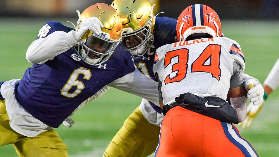 Clemson next for soon to be Lea-less Fighting Irish defense