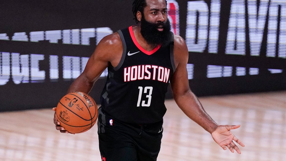 Rockets coach Silas unsure when Harden will report to camp