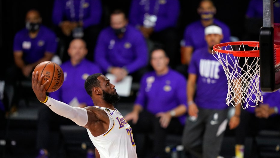 LeBron considers load management, maps future with Lakers