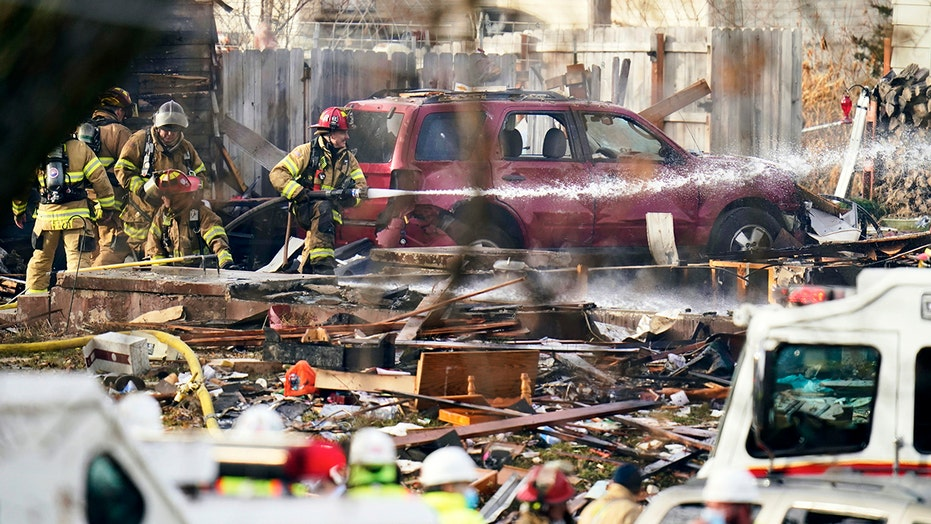 Explosion destroys Omaha home, kills at least 1 and critically injures 2