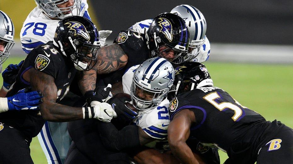 Cowboys take NFC's worst record into final quarter of season