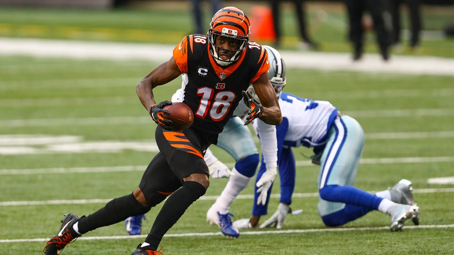 A.J. Green's future with Bengals uncertain