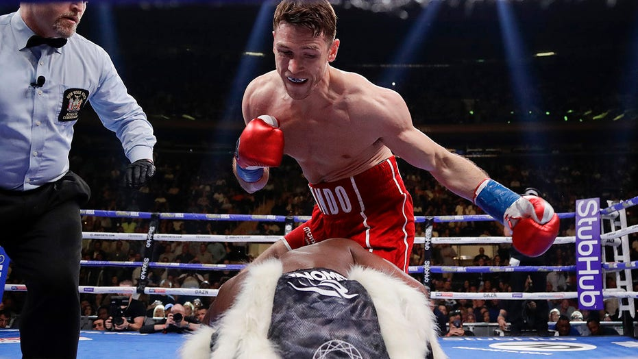 Callum Smith looks for family revenge against Canelo Alvarez
