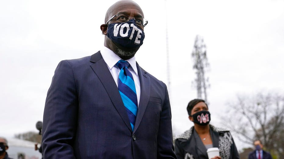 Raphael Warnock hosted Jeremiah Wright as guest preacher in 2014