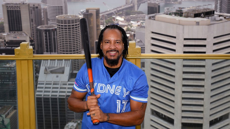 Boston Red Sox legend Manny Ramirez is back in baseball Down Under