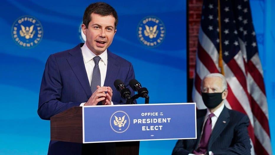 Biden transition team deletes old ad hammering Buttigieg's lack of experience