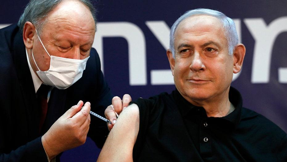 Israel PM Netanyahu gets coronavirus vaccination: 'I believe in this vaccine'