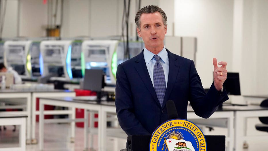 Gavin Newsom recall effort just got a major boost