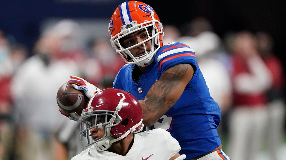 Florida's Grimes, Toney opt out of Cotton Bowl, enter draft