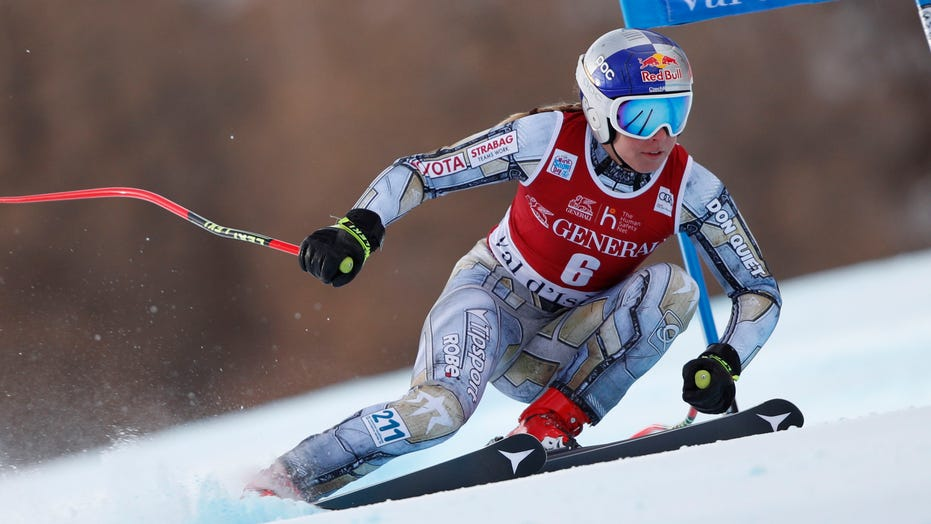 Ledecka edges Suter to add World Cup win to Olympic title