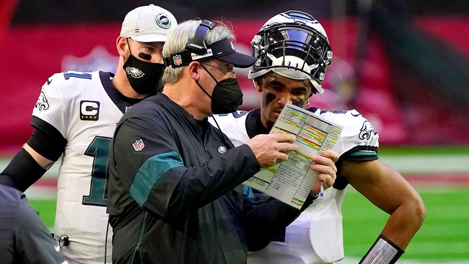 Doug Pederson makes it clear he wants to stay in Philly