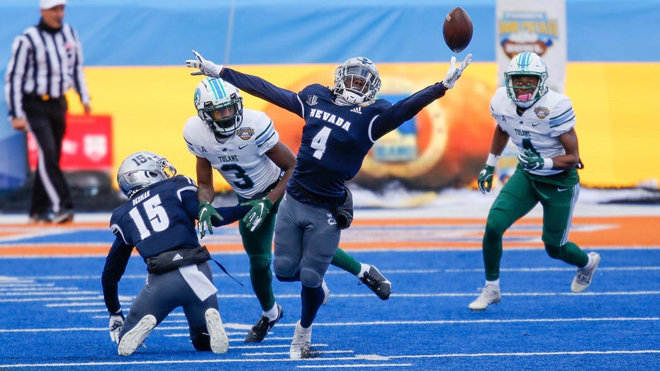 Strong, Lee, Taua pace Nevada in Potato Bowl win over Tulane