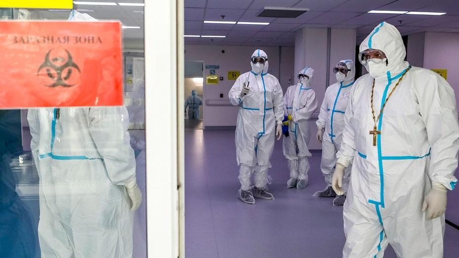 俄罗斯承认冠状病毒死亡人数比报道高三倍