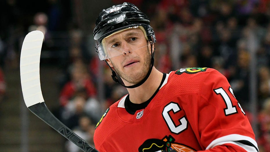 Blackhawks C Toews sidelined indefinitely by illness