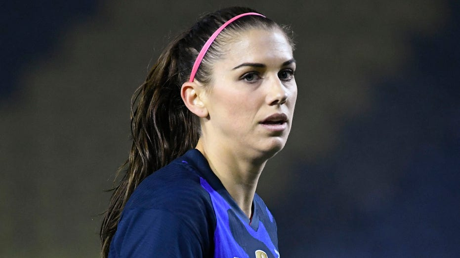 Alex Morgan scores first goal in more than year in Tottenham appearance