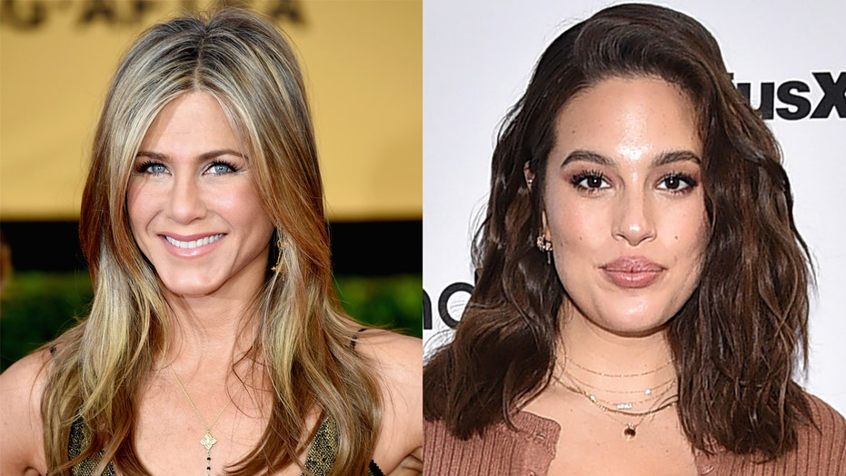 Jennifer Aniston, Ashley Graham's friendship began over Instagram DMs, model reveals