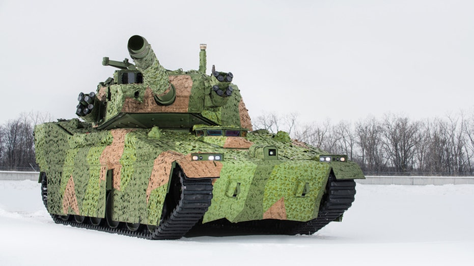 How the Army's new light tank and combat vehicles were born