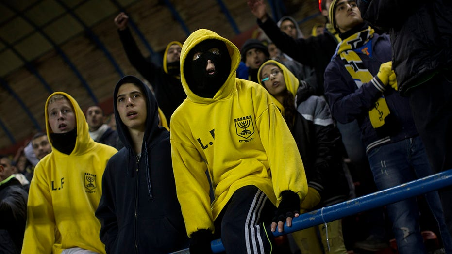 UAE royal buys stake in controversial Israeli soccer club