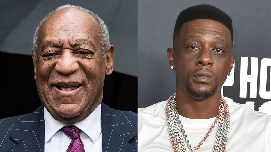 Bill Cosby thanks rapper Boosie Badazz for his 'support' amid comedian's incarceration