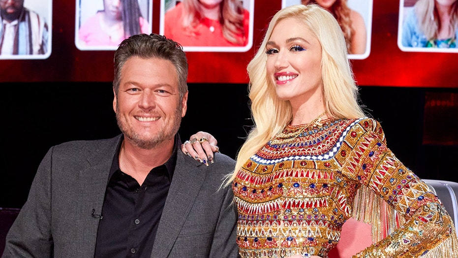 Gwen Stefani says Blake Shelton has 'different sides' to him that public doesn't see