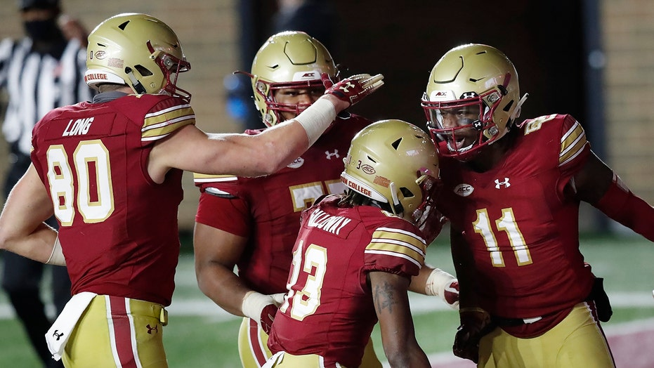 Boston College opts out of bowl season so players can spend Christmas with their families