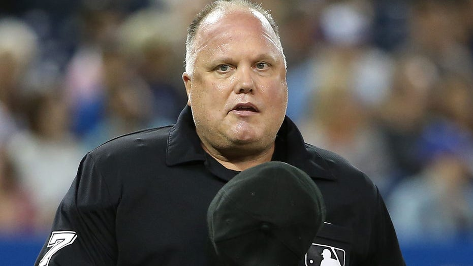 MLB umpire Brian O'Nora, 57, arrested in Ohio sex-sting operation