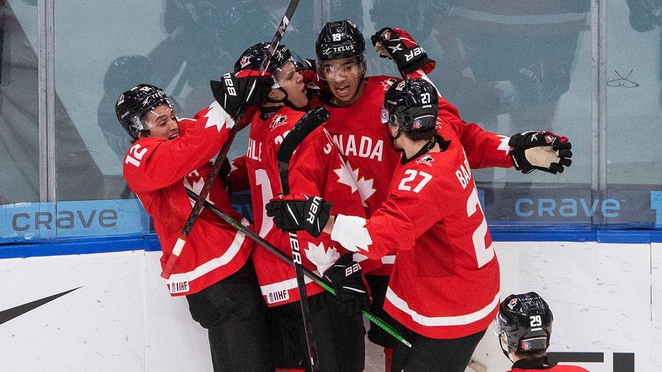 Canada beats short-handed Germany 16-2 in world junior