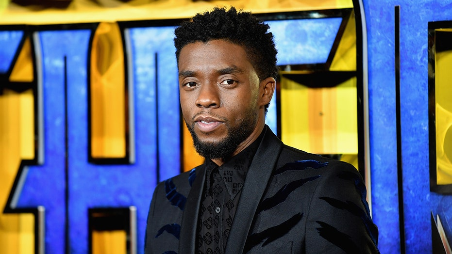 Celebrities pay tribute to Chadwick Boseman one year after his death
