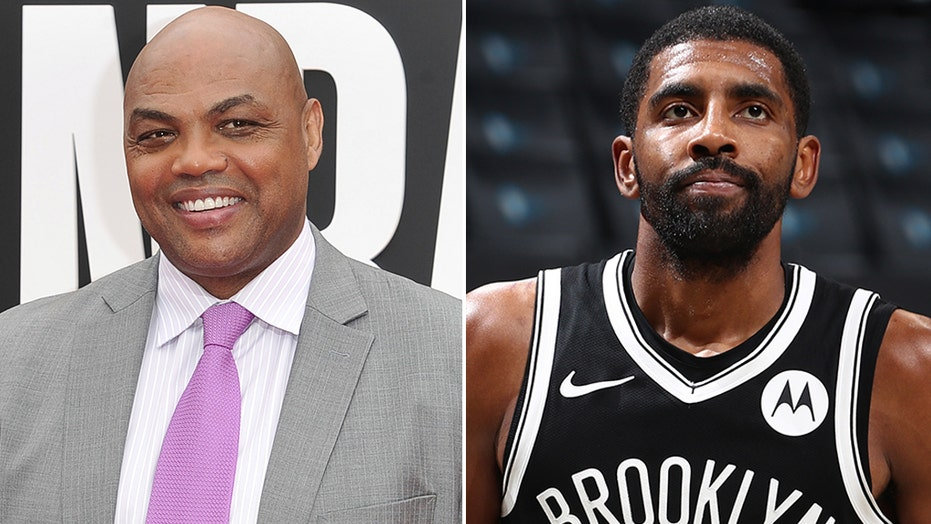 Charles Barkley lashes out at Kyrie Irving: 'You don't get vaccinated just for yourself'