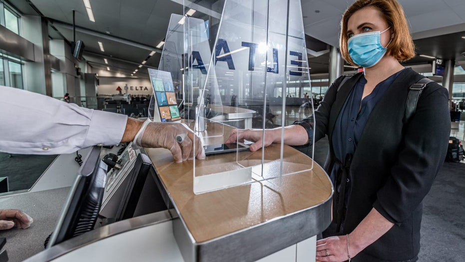 Delta partners with CDC to begin contact-tracing program for travelers entering US