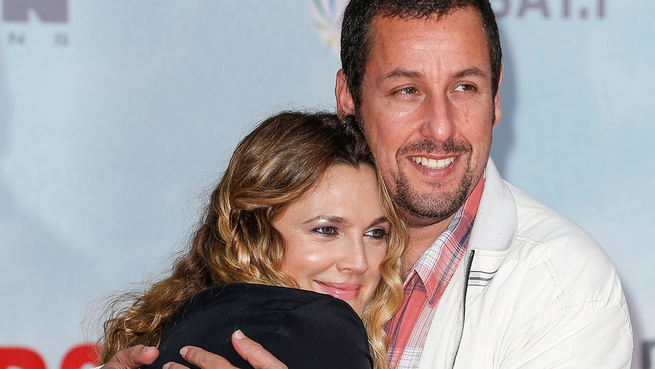 Drew Barrymore, Adam Sandler tease making a fourth film together