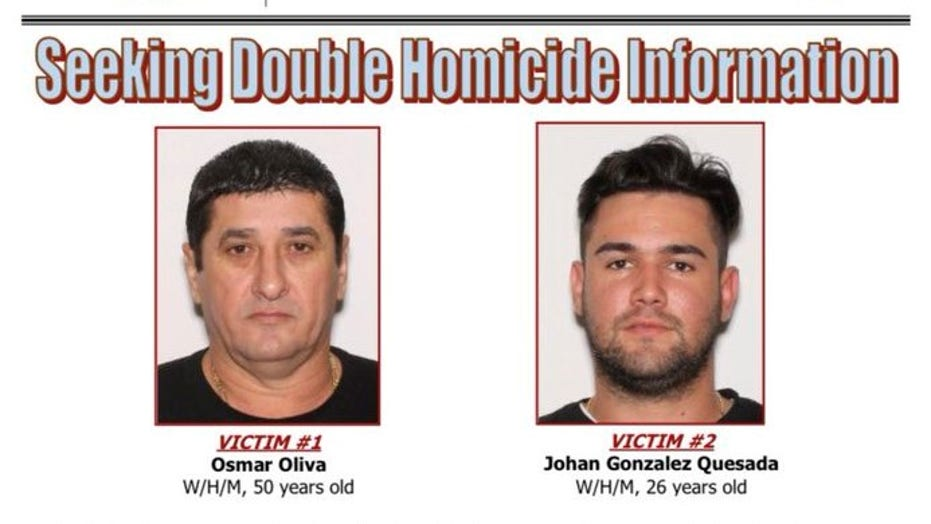 Florida cops seek killers who kidnapped, tortured and executed two truckers