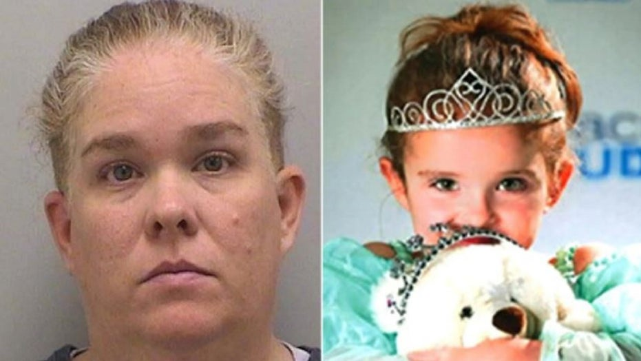 Colorado mom pleads not guilty in daughter's death and charges of profiting on her 'rare' illness