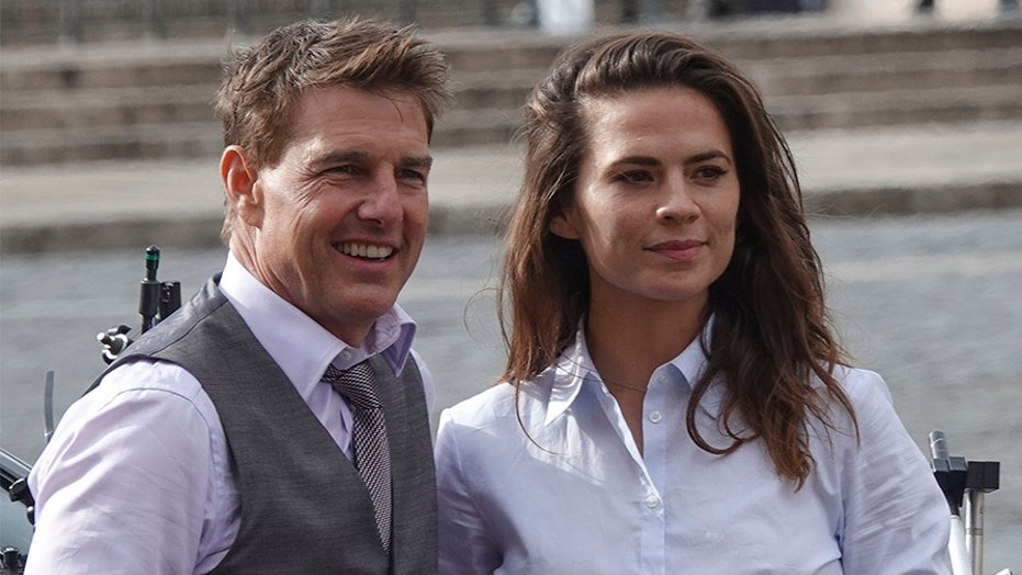 Tom Cruise, 58, reportedly dating 'Mission: Impossible 7' co-star Hayley Atwell, 38