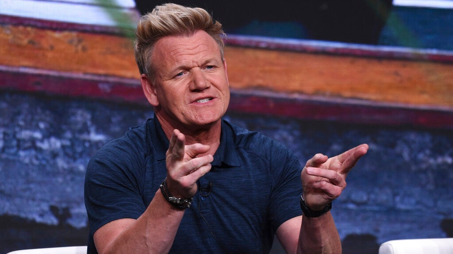 Gordon Ramsay's line of hard seltzers are advertised as profanely as one might expect