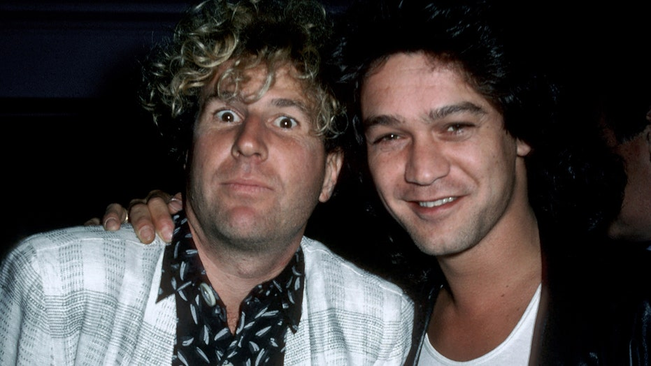Sammy Hagar details final Eddie Van Halen conversation: 'It was a beautiful thing'