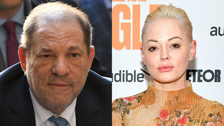Harvey Weinstein accuser Rose McGowan on life 1 year after his guilty ruling