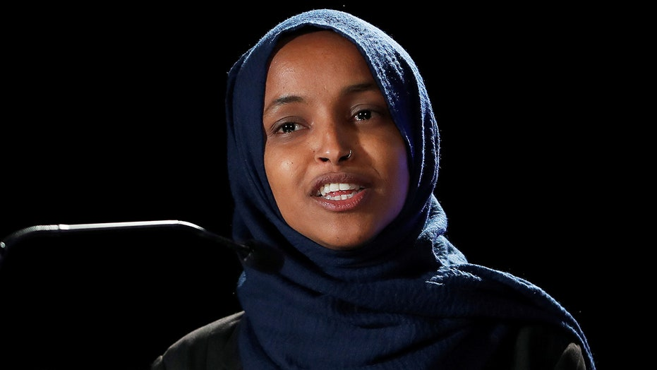 Ilhan Omar 'quite happy' with Biden officials' receptiveness to her ideas