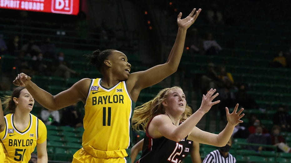 No. 7 Baylor women roll to 91-45 victory over Texas Tech